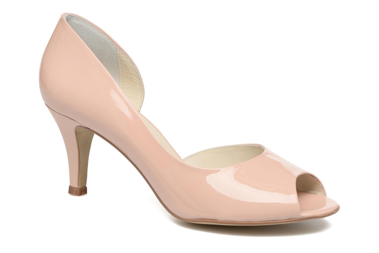 Høje hæle Georgia Rose Aligette Beige detaljeret billede af skoene