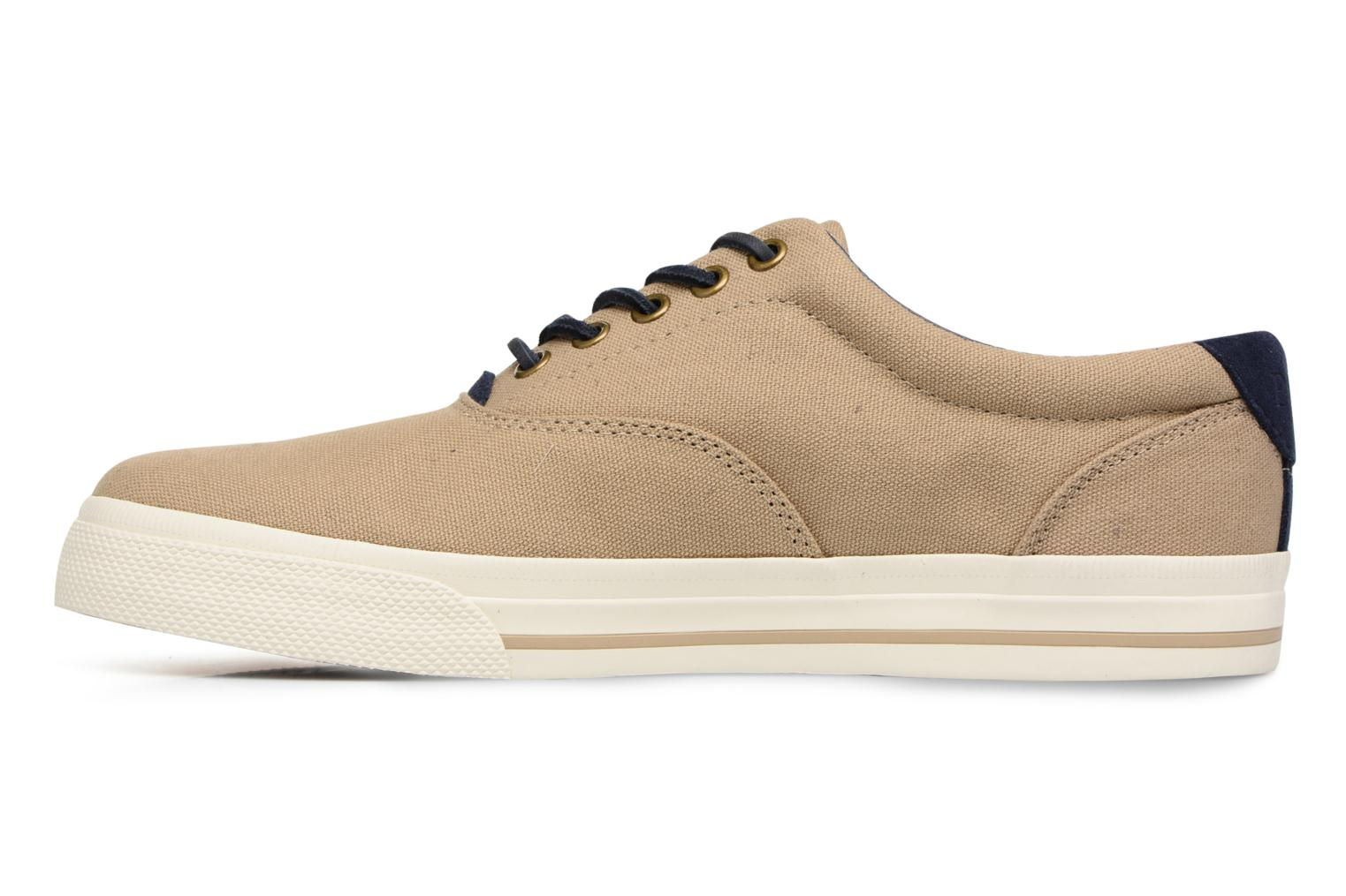 Vaughn-Ne-Sneakers-Vulc Boating Khaki