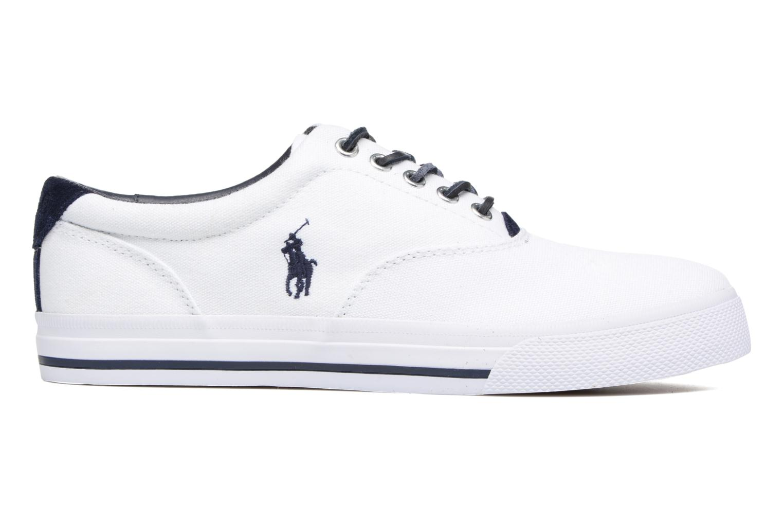 Baskets Polo Ralph Lauren Vaughn-Ne-Sneakers-Vulc Blanc vue derrière