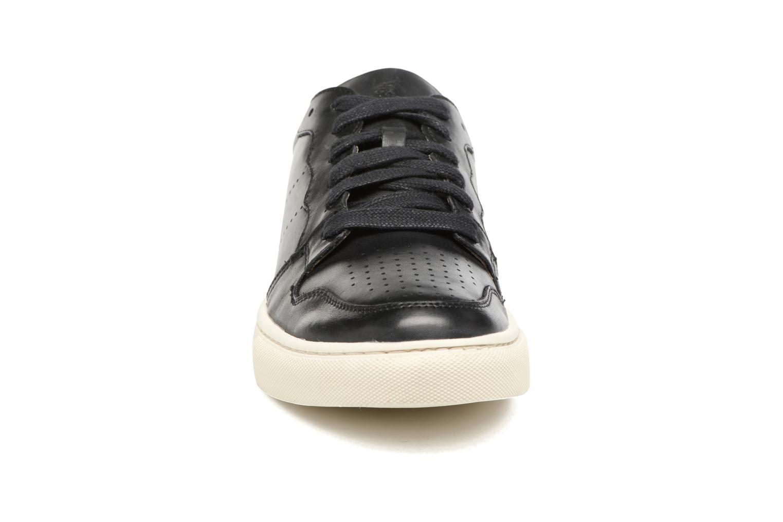 Baskets Polo Ralph Lauren Jeston-Sneakers-Athletic Shoe Noir vue portées chaussures