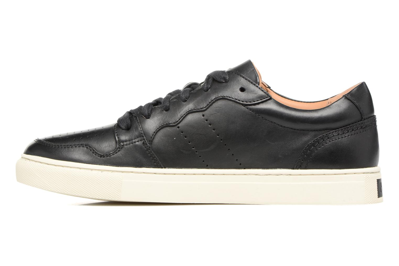 Sneakers Polo Ralph Lauren Jeston-Sneakers-Athletic Shoe Nero immagine frontale