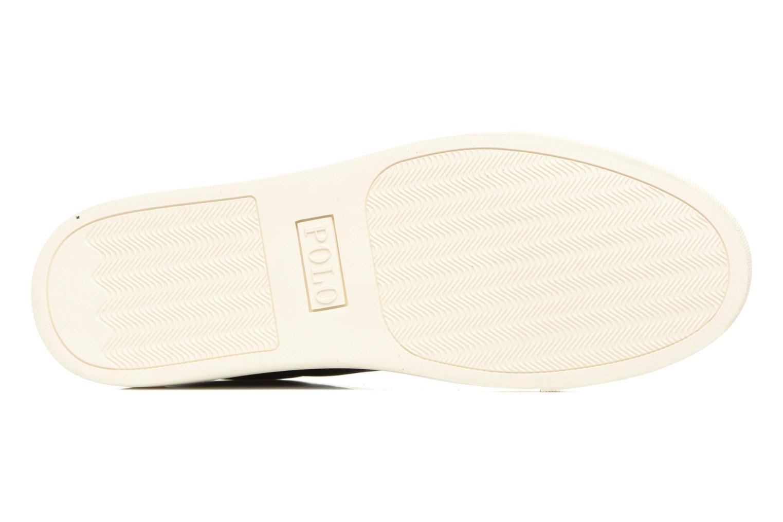 Sneakers Polo Ralph Lauren Jeston-Sneakers-Athletic Shoe Nero immagine dall'alto
