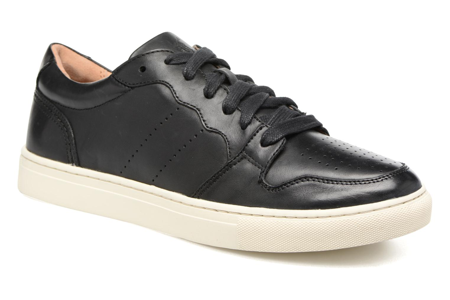 Marques Chaussure homme Polo Ralph Lauren homme Jeston-Sneakers-Athletic Shoe Black