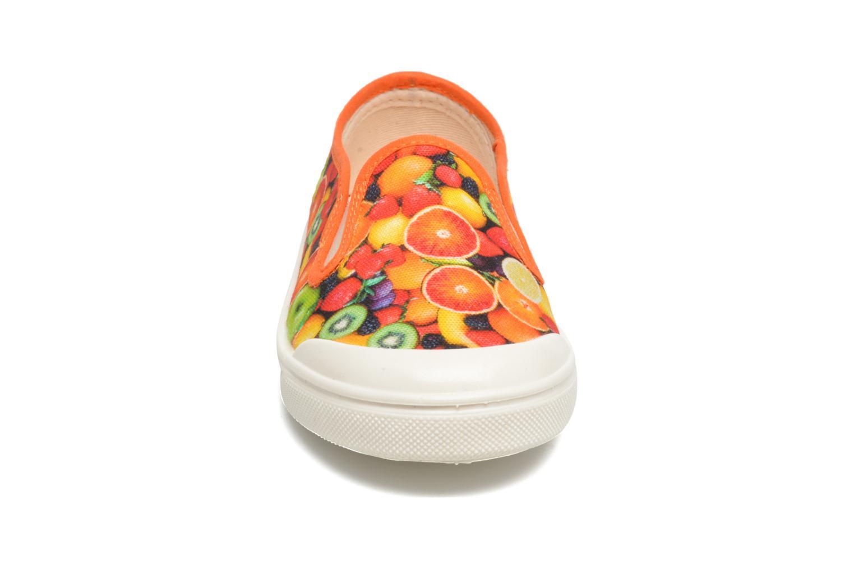 Baskets PèPè Tess Multicolore vue portées chaussures