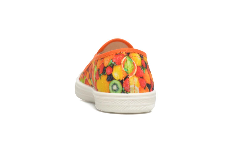 Baskets PèPè Tess Multicolore vue droite
