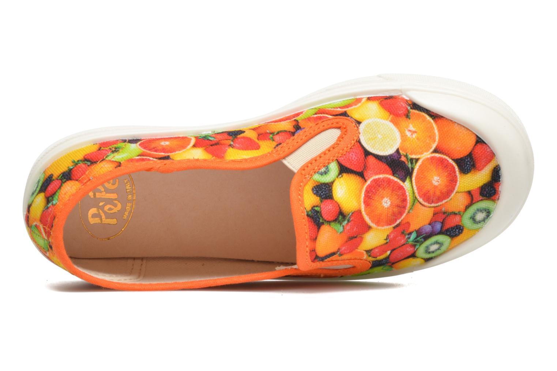 Baskets PèPè Tess Multicolore vue gauche