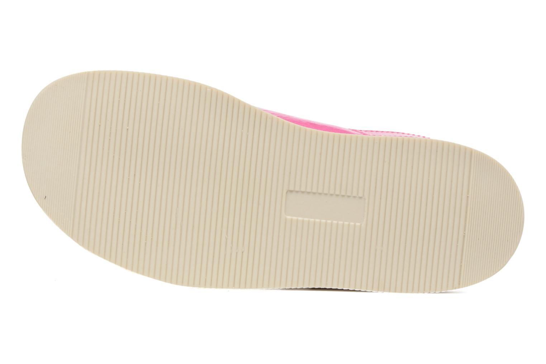 Sandales et nu-pieds PèPè Claudia Rose vue haut