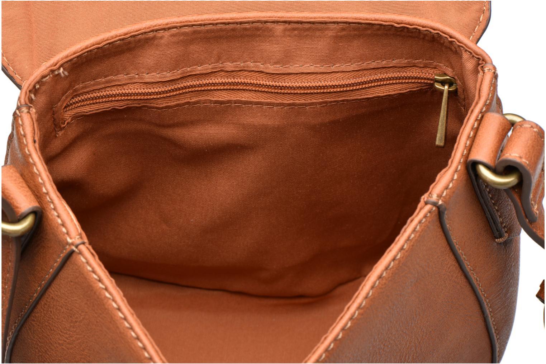 Sacs à main Esprit Pippa Saddle bag Marron vue derrière