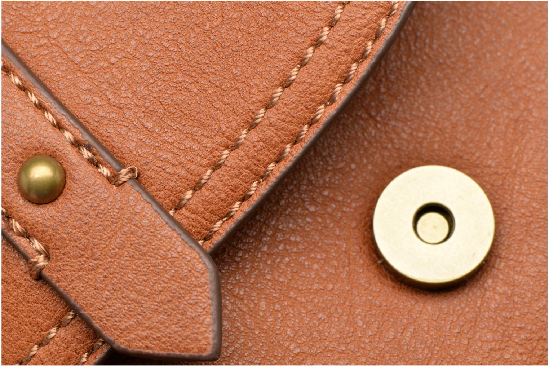 Sacs à main Esprit Pippa Saddle bag Marron vue gauche