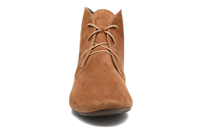 Bottines et boots Think! Guad 80299 Marron vue portées chaussures