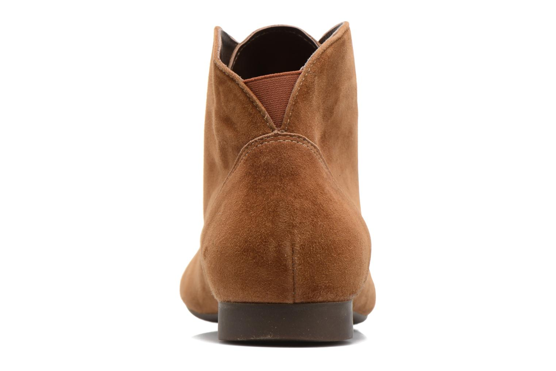 Bottines et boots Think! Guad 80299 Marron vue droite