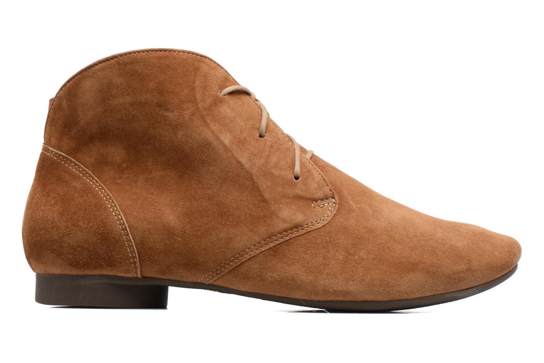 Bottines et boots Think! Guad 80299 Marron vue derrière