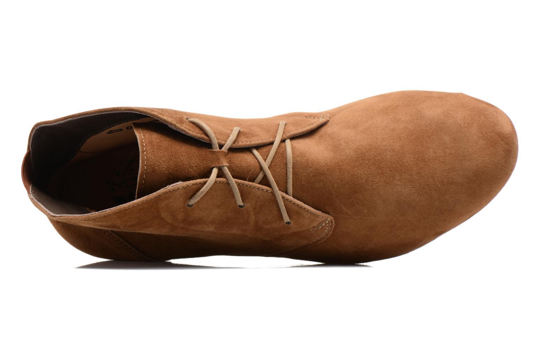 Bottines et boots Think! Guad 80299 Marron vue gauche