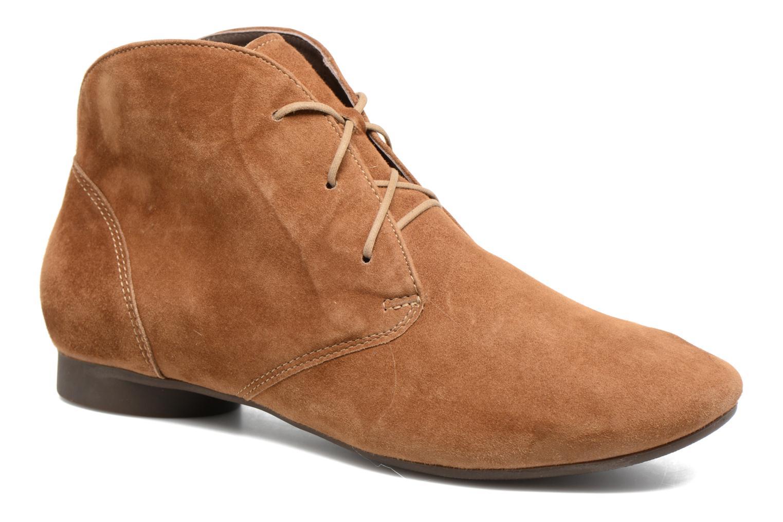 Bottines et boots Think! Guad 80299 Marron vue détail/paire