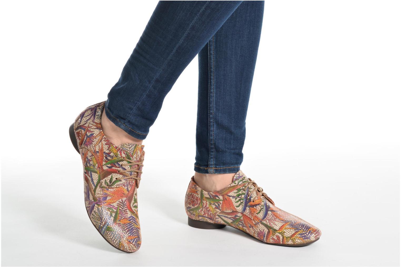 Chaussures à lacets Think! Guad 80270 Multicolore vue bas / vue portée sac