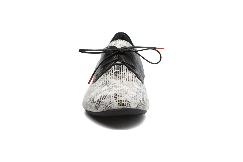 Chaussures à lacets Think! Guad 80287 Gris vue portées chaussures