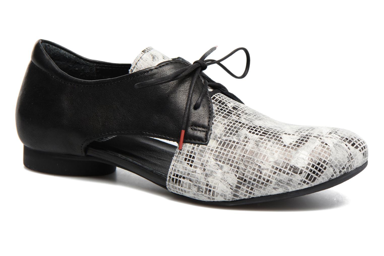 Chaussures à lacets Think! Guad 80287 Gris vue détail/paire