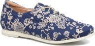 Zapatos con cordones Mujer Shua 80036
