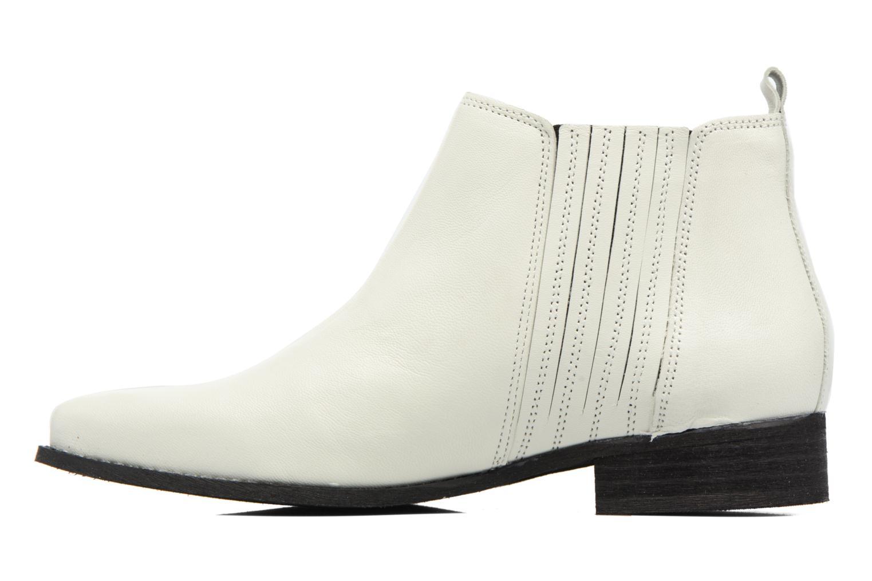 Bottines et boots Shoe the bear Minho Blanc vue face