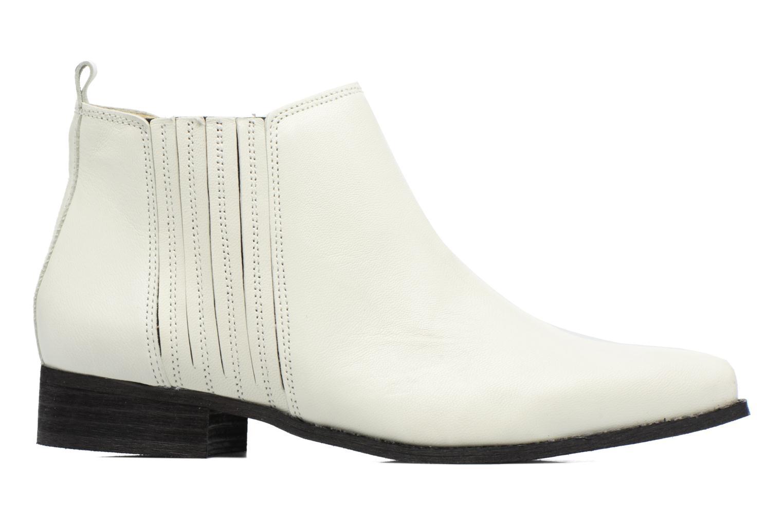 Bottines et boots Shoe the bear Minho Blanc vue derrière