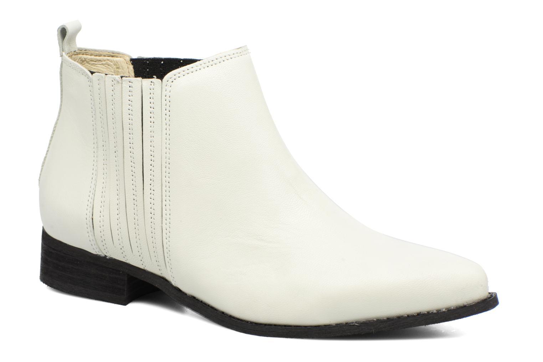 Bottines et boots Shoe the bear Minho Blanc vue détail/paire