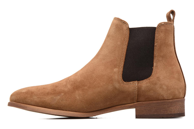 Bottines et boots Shoe the bear Chelsea M Marron vue face