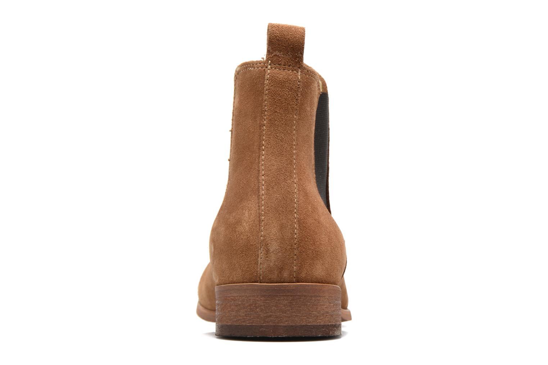 Bottines et boots Shoe the bear Chelsea M Marron vue droite