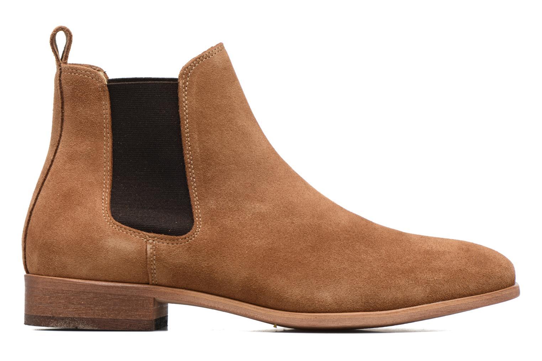 Bottines et boots Shoe the bear Chelsea M Marron vue derrière