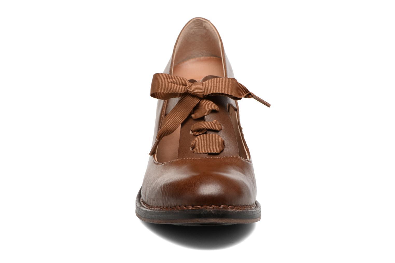 Escarpins Neosens Baladi S296 Marron vue portées chaussures