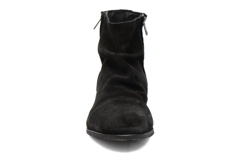 Bottines et boots Shoe the bear Pione M Noir vue portées chaussures