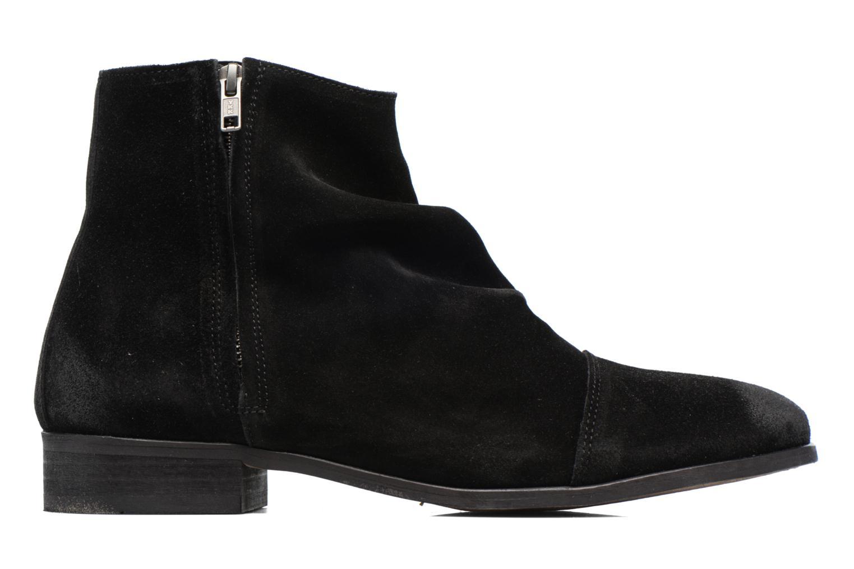 Bottines et boots Shoe the bear Pione M Noir vue derrière