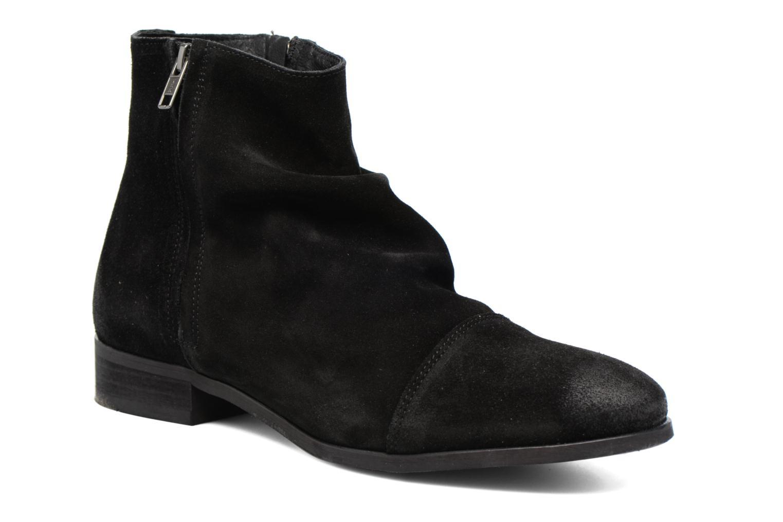 Bottines et boots Shoe the bear Pione M Noir vue détail/paire