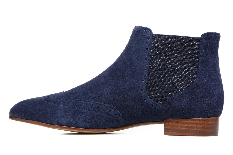 Bottines et boots JB MARTIN Jelica Bleu vue face