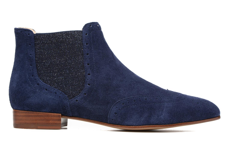Bottines et boots JB MARTIN Jelica Bleu vue derrière