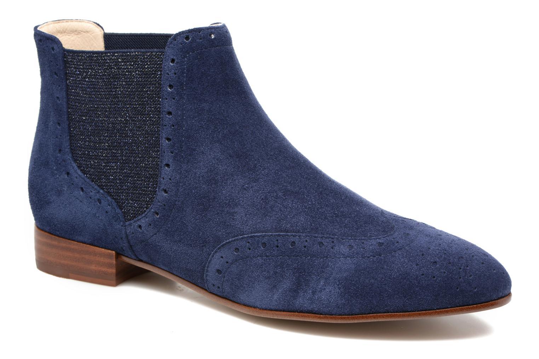 Bottines et boots JB MARTIN Jelica Bleu vue détail/paire
