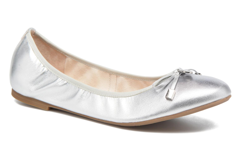 Ballerina's JB MARTIN Oreane Zilver detail