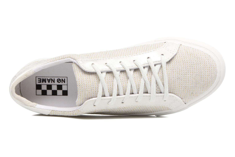 Baskets No Name Arcade Sneaker Palerme Blanc vue gauche