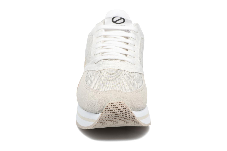 Baskets No Name Eden Street Blanc vue portées chaussures