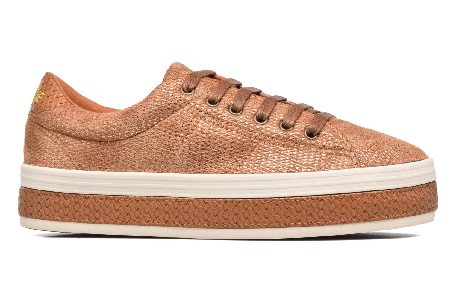 Baskets No Name Malibu Sneaker Marron vue derrière