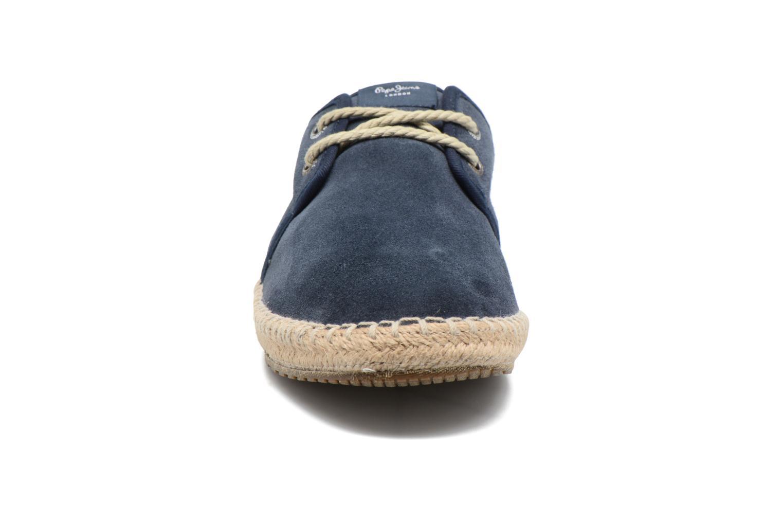 Pepe jeans Tourist Basic 4.0 Blauw Goedkoop Grote Verrassing Outlet Beste Prijzen Goedkoop Raden Korting Geniue Leverancier W0U6vspiqF