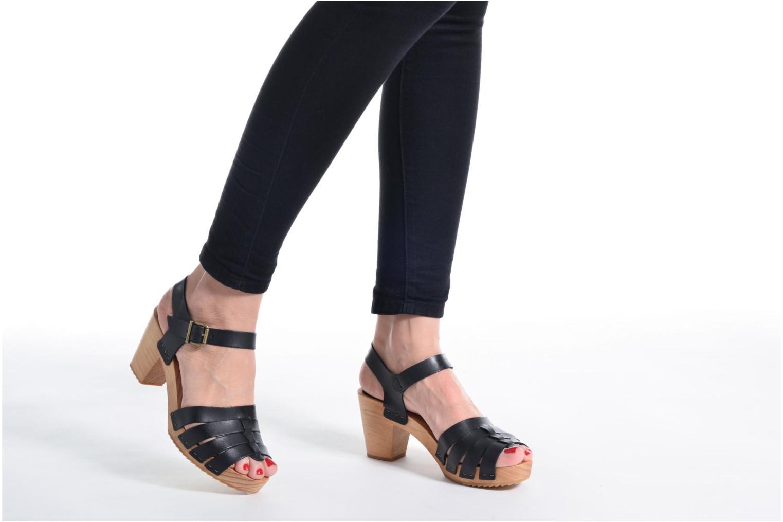 Sandales et nu-pieds Pepe jeans Oly Marron vue bas / vue portée sac