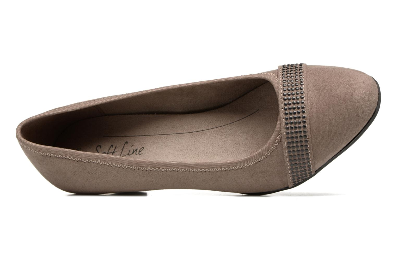 Pumps Jana shoes Carla 2 Beige links