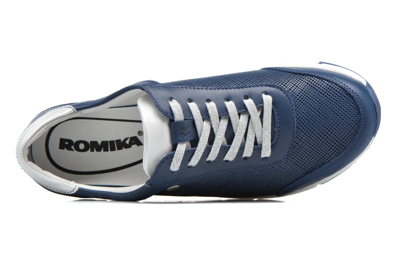 Baskets Romika Tabea 19 Bleu vue gauche