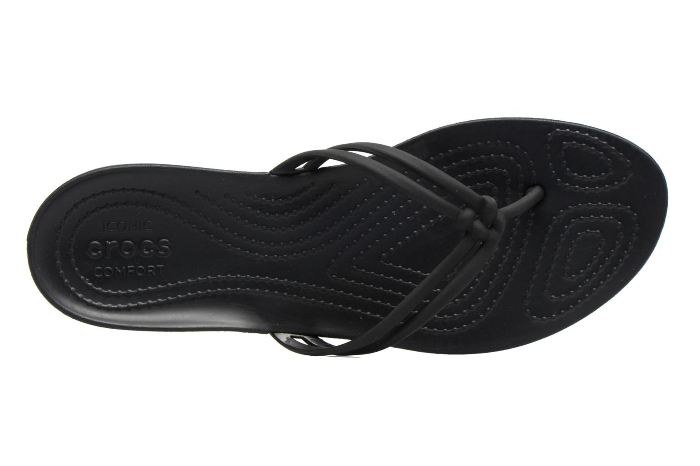 Crocs Isabella Flip W Black/black