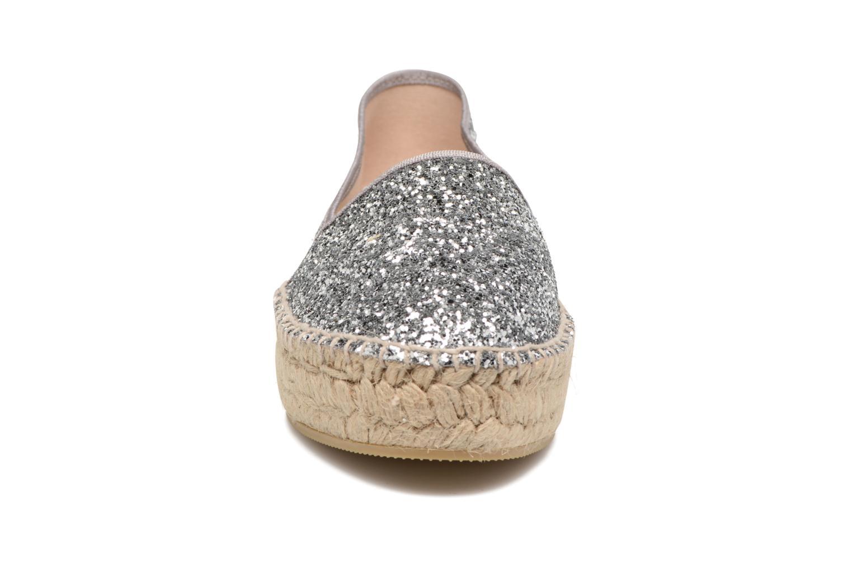 Espadrille 485 Glitter Argent