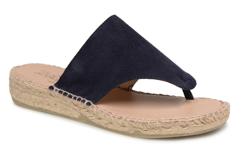 ZapatosLa maison de l'espadrille Sandalias Tong 701 (Azul) - Sandalias l'espadrille   Zapatos casuales salvajes 16275a