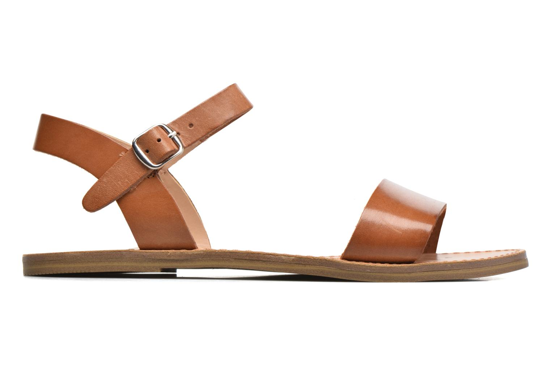 Sandales et nu-pieds Steve Madden Kondi Sandal Marron vue derrière