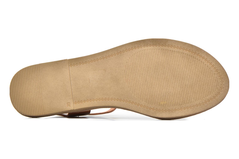Sandales et nu-pieds Steve Madden Kondi Sandal Marron vue haut
