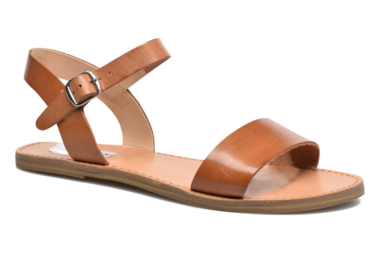 Sandales et nu-pieds Steve Madden Kondi Sandal Marron vue détail/paire