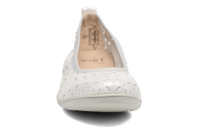 Ballet pumps Caprice Alena Silver model view
